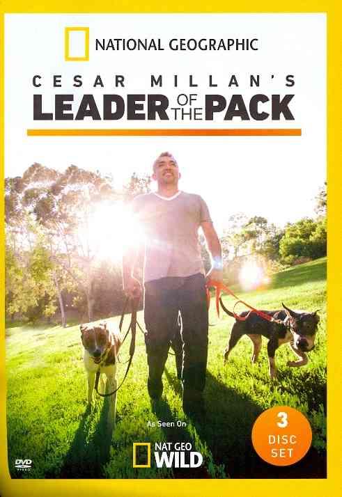 CESAR MILLAN:LEADER OF THE PACK BY MILLAN,CESAR (DVD)